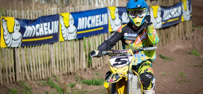 Irwin signs for Buildbase Honda for 2016!