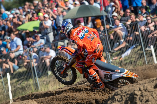 Herlings on racing the US Nationals: I wanted to go!