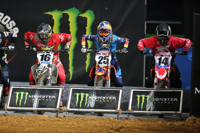 Race reflections: Paris supercross
