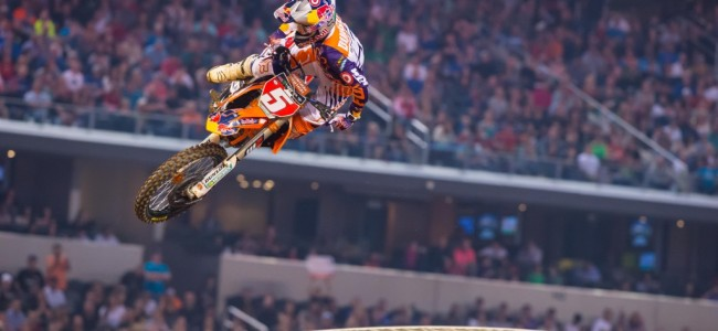 Is Ryan Dungey America's best chance for an MXGP world title?