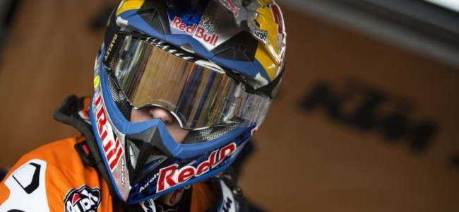 Herlings confirms he is OUT for the season!