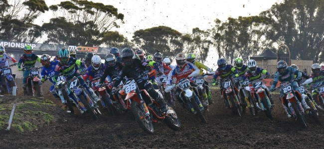 Junior World Championship: Race report – Australia win at home
