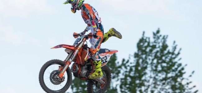 Italian GP: MX2 & MXGP latest results