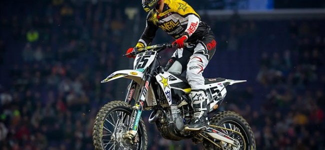 Dean Wilson supercross season over – see the crash that did it plus an injury update