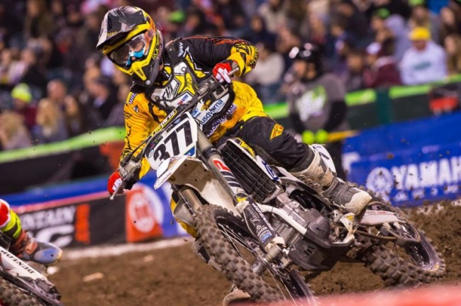 Pourcel to miss Detroit supercross this weekend!