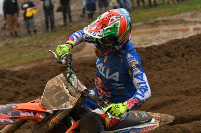 Antonio Cairoli interview: A little bit disappointed