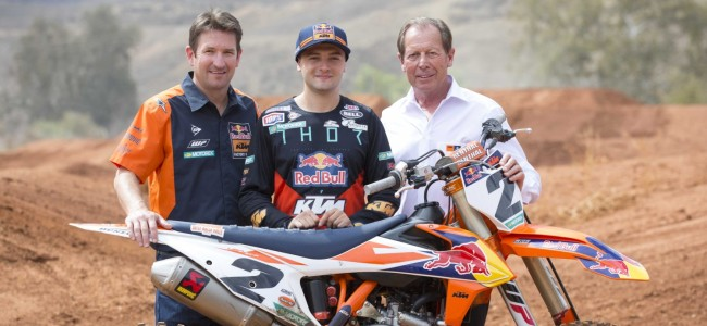 Video: First look – Cooper Webb on his KTM