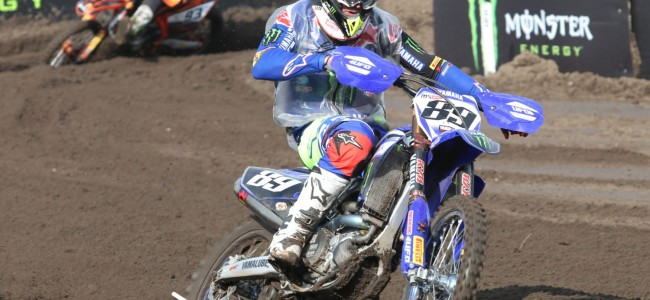 Van Horebeek OUT at Yamaha for 2019
