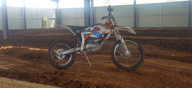 E-Trax – the future of growing motocross to the masses?
