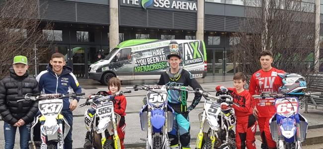 Revamped Arenacross UK launches in Belfast!