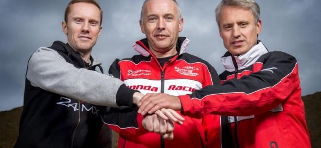 24MX and Honda form new MXGP team!