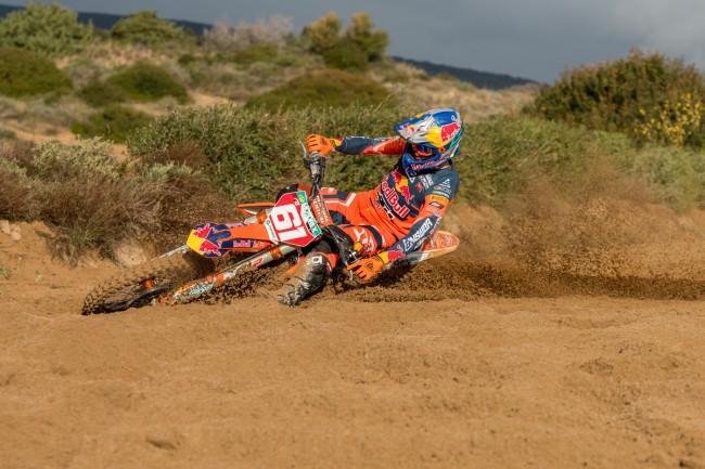 Video: Prado preparing for Assen in the sand – Axel