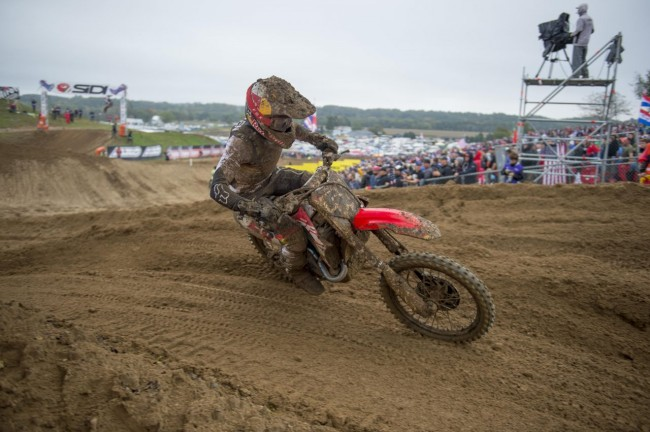 Roczen on Red Bud: Frustrating and disappointed