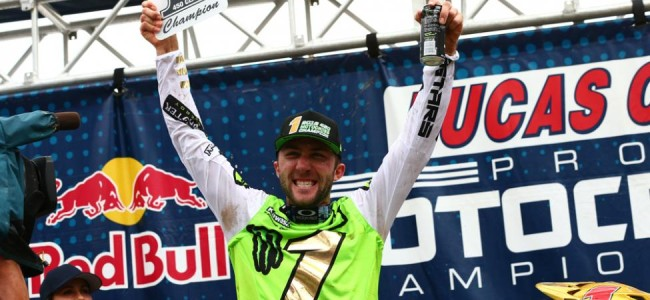 Race report: Tomac takes 450 US national title!