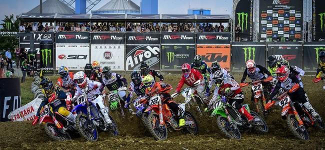 2019 MXGP World Championship calendar