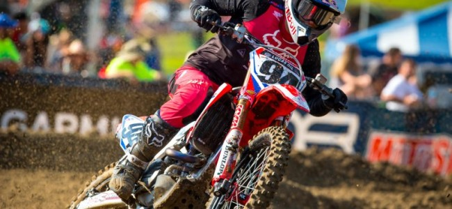 Roczen happy with performances at Millville
