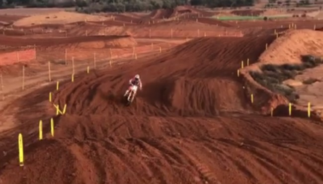 Video: Herlings at Redsand