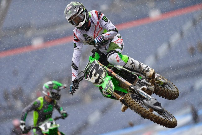 Eli Tomac: That was the loudest race I've ever been in!