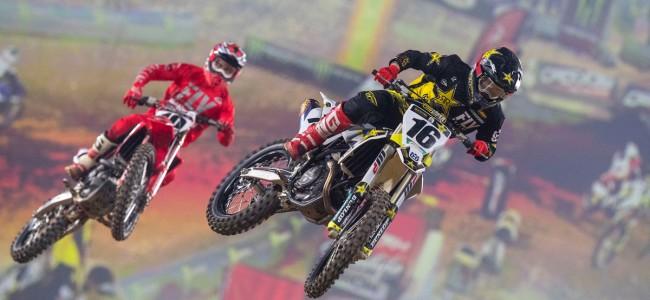 2018 Geneva Supercross: The Entries
