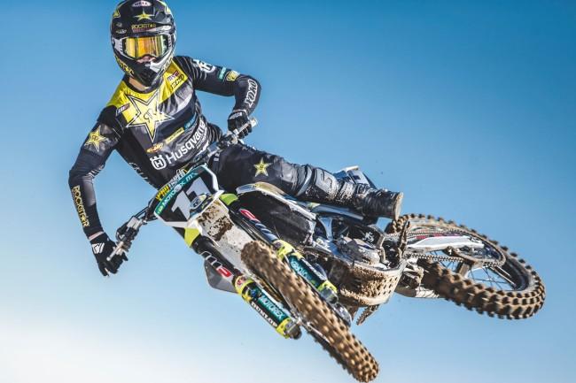 Video: EMX125 & EMX250 Race one highlights – Sweden