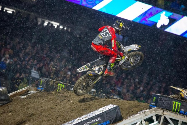 Video: Wilson supercross prep – quick!