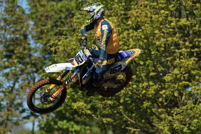 Edmonds injured on his return to racing – Ireland alter team for MXDN