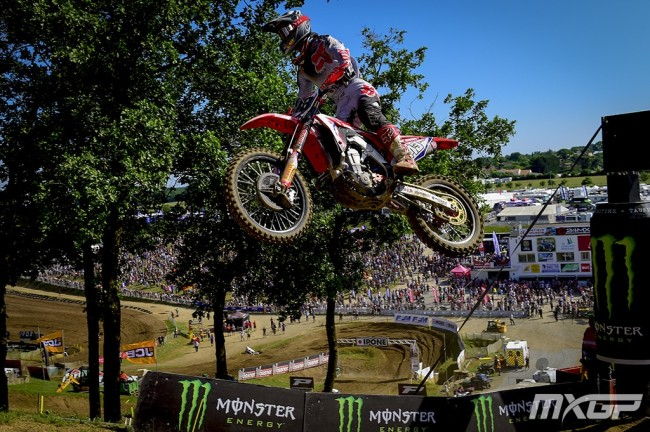 Who impressed: MXGP class in France