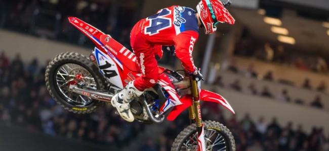 Seely and Brayton head Torino supercross entry list