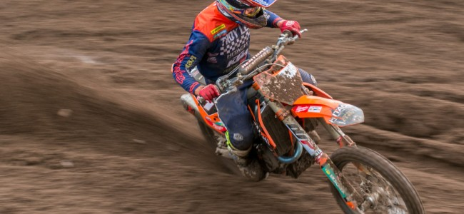 Irwin to contest MX Nationals at Cusses Gorse