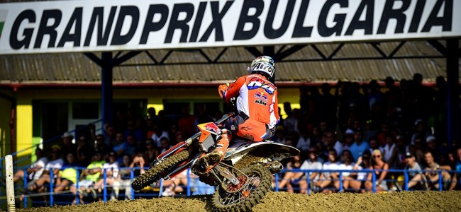 Herlings wins in Bulgaria!