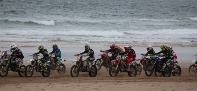 2018 Portrush beach race announced!