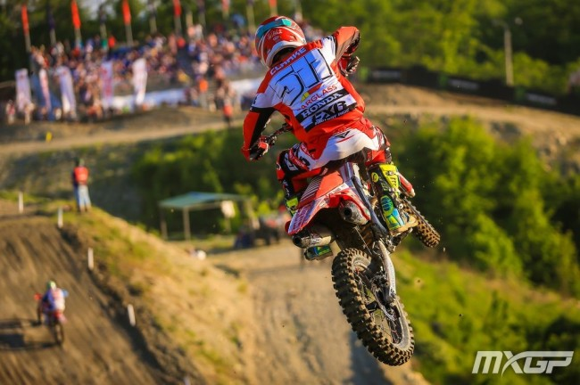 British MXGP Results: EMX250 race results