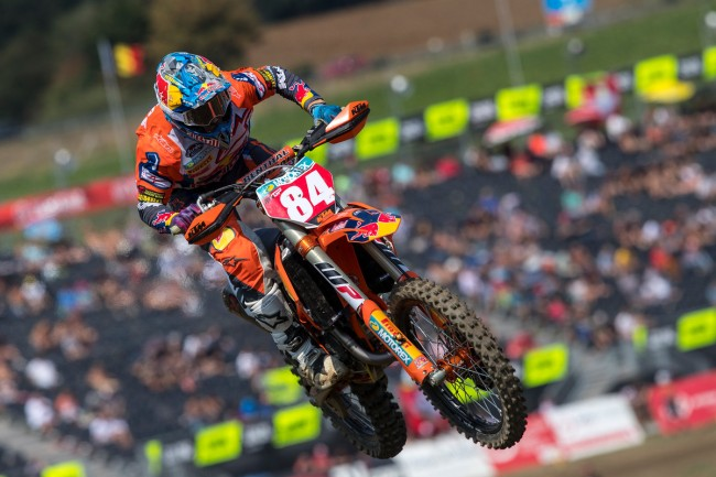 Herlings aims for return in May – to MXGP not America!