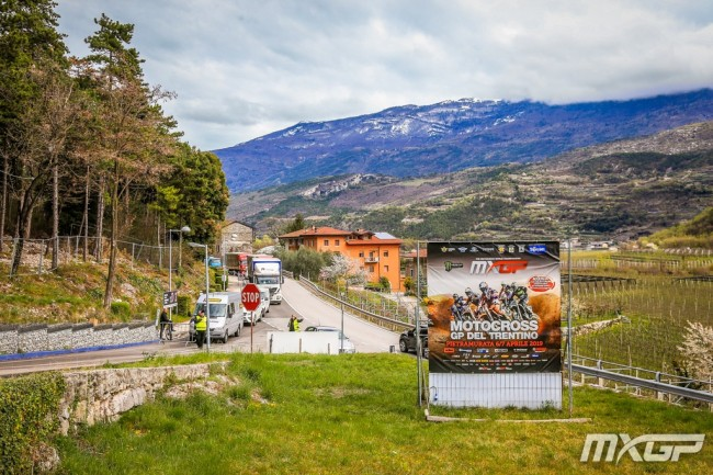 MXGP of Trentino: EMX250 – Qualifying results