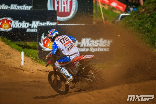 Rumour: Assomotor Honda to shift focus on MX2?
