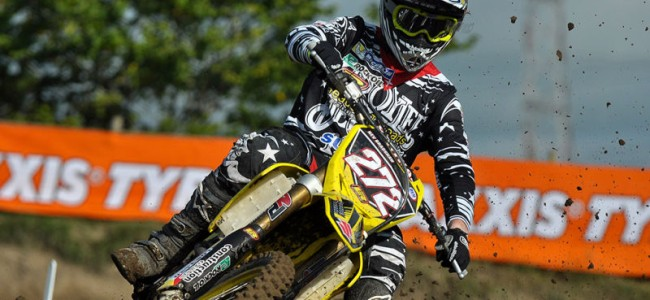 Heads and All Threads Suzuki announce rider line-up for 2016