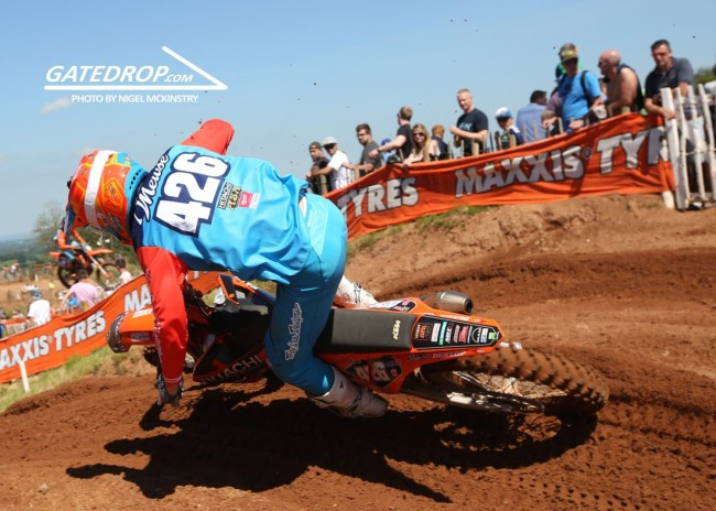 Conrad Mewse interview- unstoppable at Desertmartin!