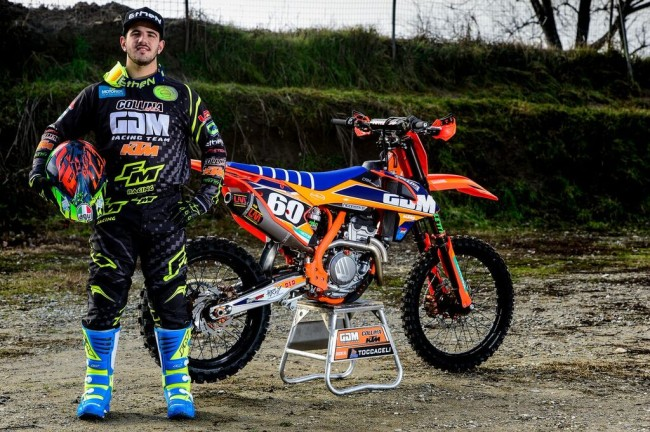 A new Italian MX team starts up!