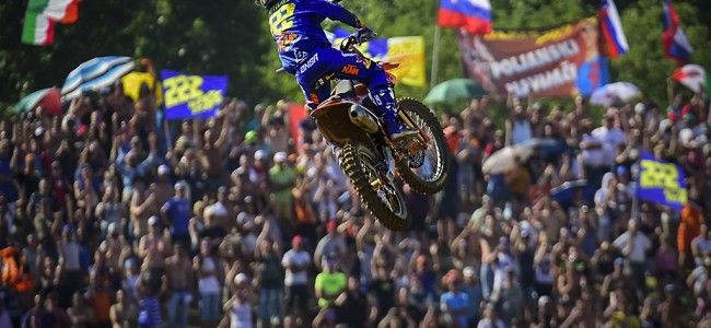 Cairoli: I had the sand king on the back of me!