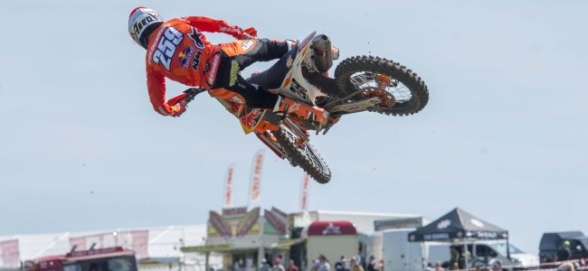 Coldenhoff signs with Standing Construct KTM