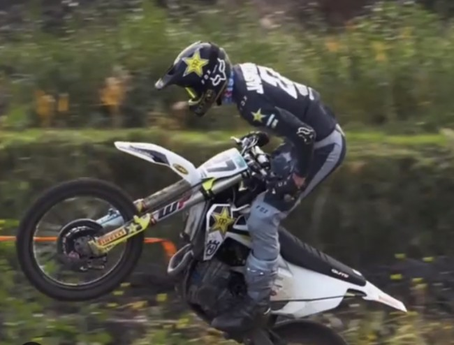 Video: Jasikonis, Beaton and De Wolf testing their new machines