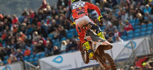 Race reflections: Redsand MXGP