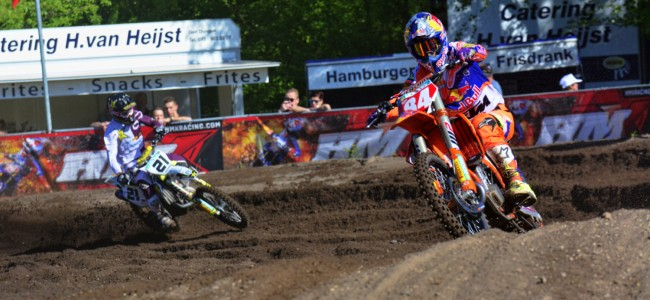 MXGP of Latvia: MXGP qualifying results