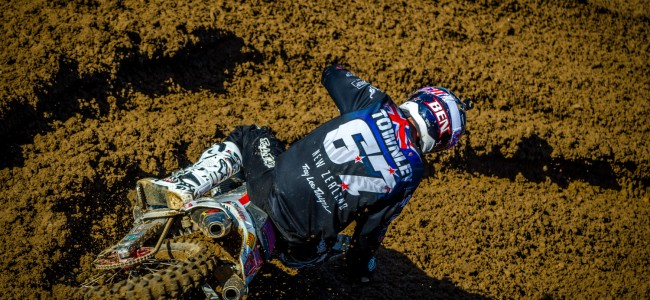 Talking point: Ben Townley's MXGP return