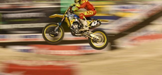 JGRMX/Yoshimura Suzuki confirm 2020 rider line up