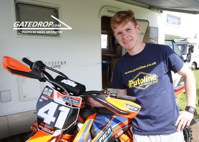 Alexander Brown heading to Hitachi KTM?