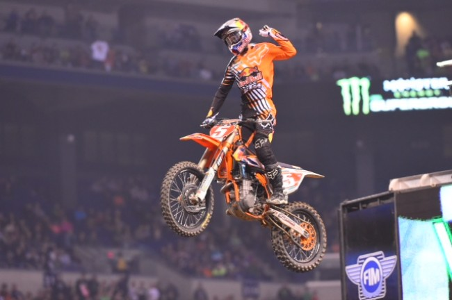Race Report: Dungey and Musquin win at Indy!