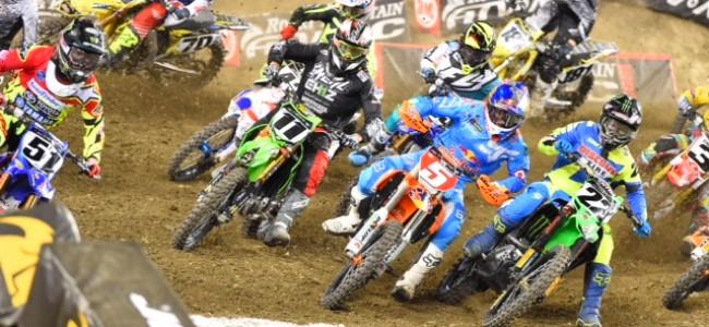 Race Report: Dungey wins Santa Clara!