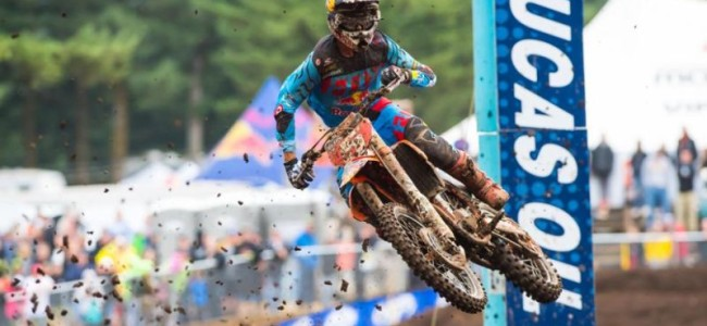 Race report: Dungey and Webb win at Washougal!