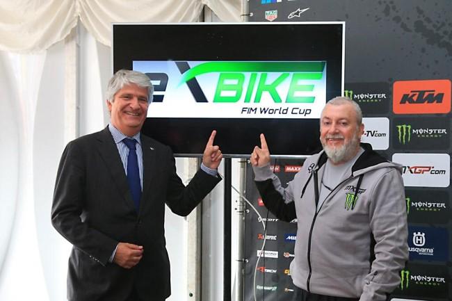 New FIM E-XBIKE World Cup Announced